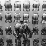 museum breastplate armor knight 63852 1