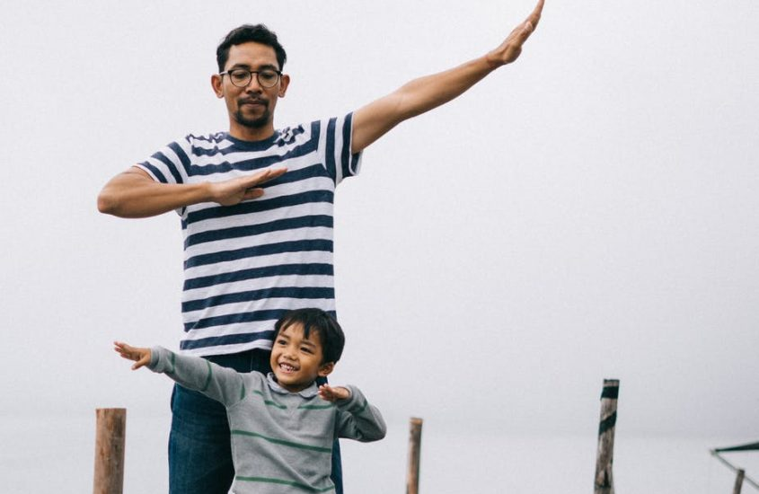 Dads: Consistent and Present
