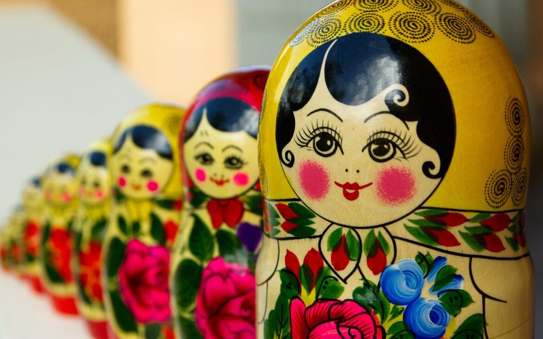 matryoshka, russian dolls, nesting